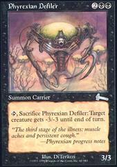 Phyrexian Defiler - Foil
