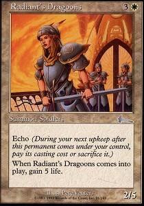 Radiants Dragoons - Foil