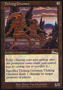 Ticking Gnomes - Foil