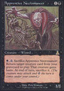Apprentice Necromancer - Foil