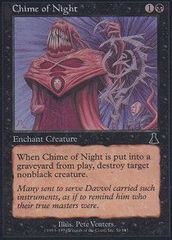 Chime of Night - Foil