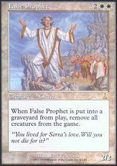 False Prophet - Foil