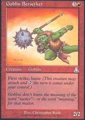 Goblin Berserker - Foil