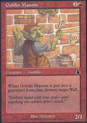 Goblin Masons - Foil