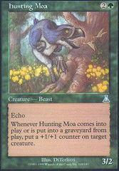 Hunting Moa - Foil