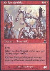 Keldon Vandals - Foil