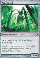 Arachnoid - Foil on Channel Fireball