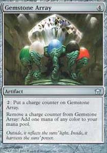 Gemstone Array - Foil