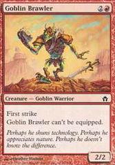 Goblin Brawler - Foil