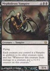 Mephidross Vampire - Foil