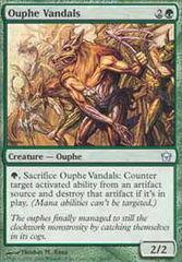 Ouphe Vandals - Foil