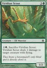 Viridian Scout - Foil
