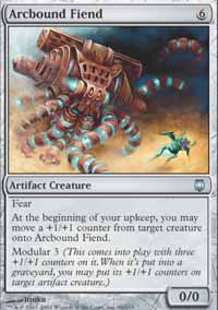 Arcbound Fiend - Foil