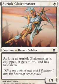 Auriok Glaivemaster - Foil