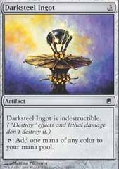 Darksteel Ingot - Foil