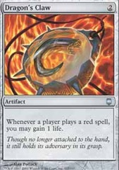 Dragon's Claw - Foil on Channel Fireball