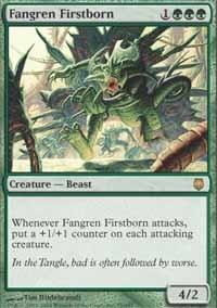 Fangren Firstborn - Foil