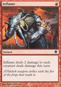 Inflame - Foil