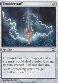 Thunderstaff - Foil