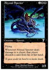 Abyssal Specter - Foil on Channel Fireball