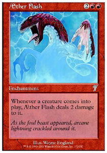 AEther Flash - Foil