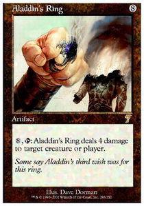 Aladdins Ring - Foil