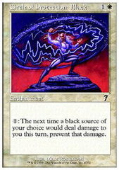 Circle of Protection Black - Foil