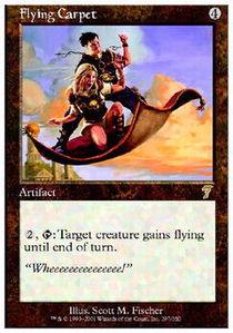Flying Carpet - Foil