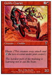 Goblin Chariot - Foil