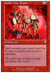 Goblin War Drums - Foil
