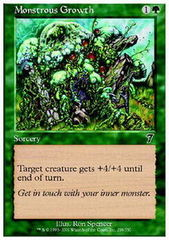 Monstrous Growth - Foil