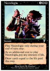 Necrologia - Foil