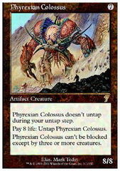 Phyrexian Colossus - Foil