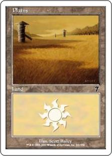 Plains (341) - Foil