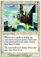 Sacred Ground - Foil