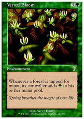Vernal Bloom - Foil
