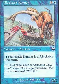 Blockade Runner - Foil