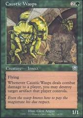 Caustic Wasps - Foil