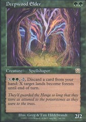 Deepwood Elder - Foil