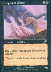Deepwood Ghoul - Foil