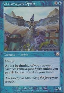 Extravagant Spirit - Foil