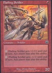 Flailing Soldier - Foil