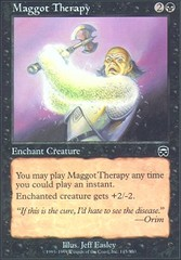 Maggot Therapy - Foil