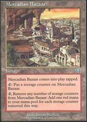 Mercadian Bazaar - Foil