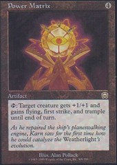Power Matrix - Foil
