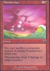 Thunderclap - Foil