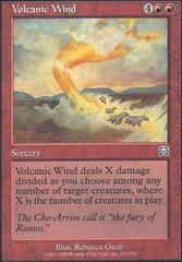 Volcanic Wind - Foil (MMQ)