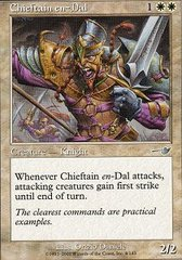Chieftain en-Dal - Foil on Channel Fireball