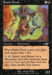Rathi Fiend - Foil