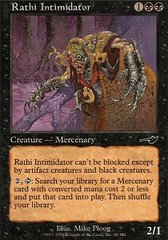 Rathi Intimidator - Foil